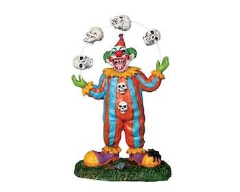 Evil Clown Juggler
