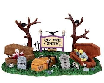 Scary Acres Cemetery