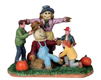 Building A Scarecrow