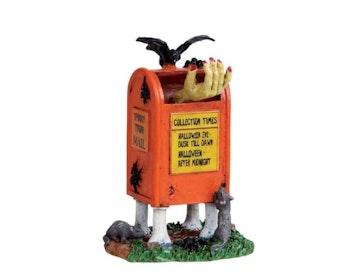 Scary Mailbox