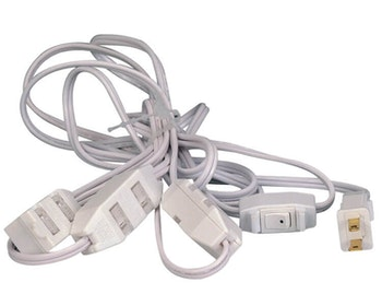 12-Foot Village Extension Cord - Ul