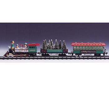 Lemax Village Express-Three Train Cars