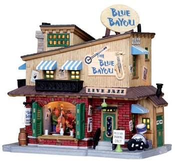 The Blue Bayou Club