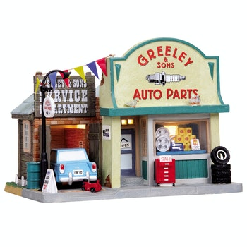 Greeley & Sons Auto Parts