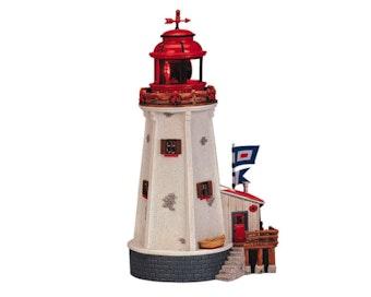 Windy Atoll Lighthouse