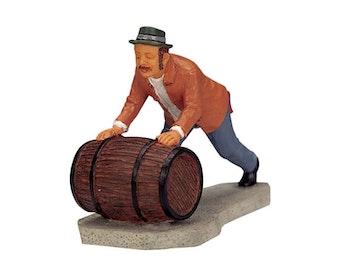 Pushing Barrel