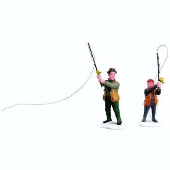 Flyfishing With Dad, Set Of 2