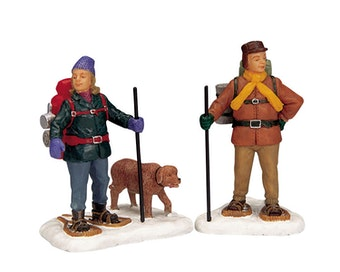 Snowshoe Backpackers