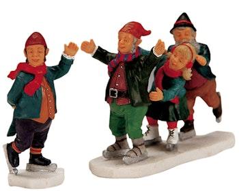 Skating Elves