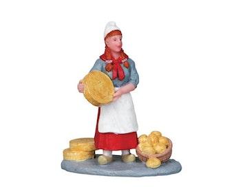 Cheese Seller