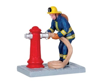 Fire Brigade To The Rescue