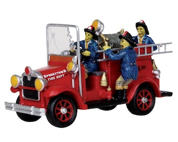Ghostly Firefighters