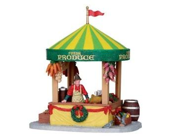 Produce Market Stall