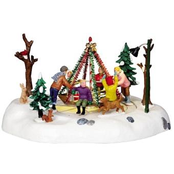 Holiday Merry-Go-Round