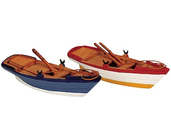 Wooden Dories