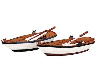 Wooden Rowboats