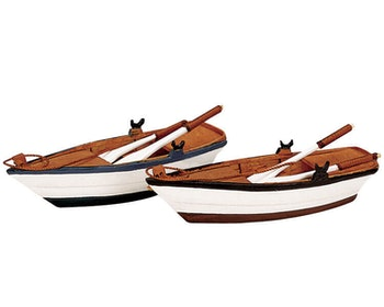 Wooden Rowboats