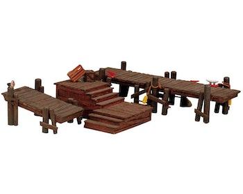 Wooden Docks