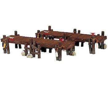 Wooden Piers