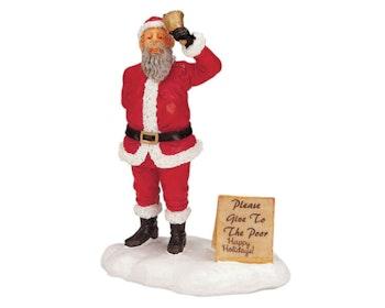 Charitable Santa
