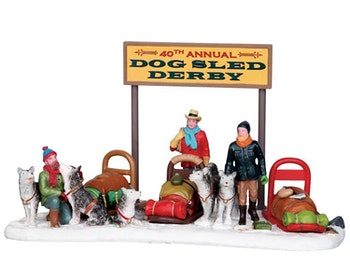 Dog Sled Derby