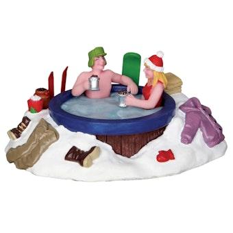 Winter Hot Tubbing