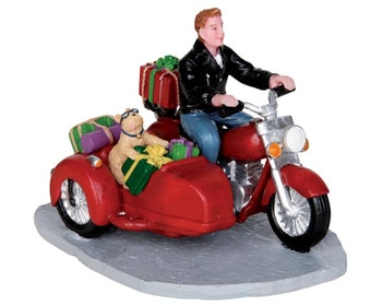 Side Car Santa