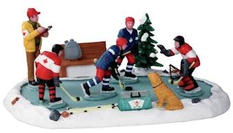 Hockey Tryouts