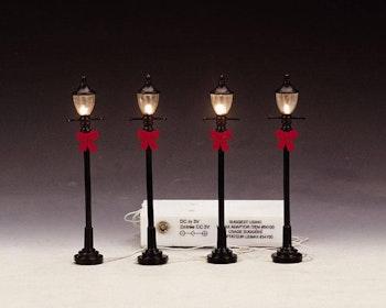 "4"" Gas Street Lamp"