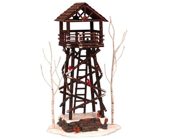 Wooden Ranger Tower