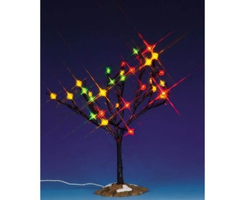 Lighted Winter Maple Large