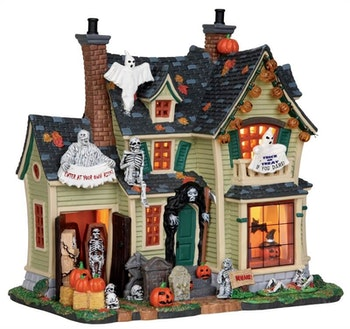 Scariest Halloween House