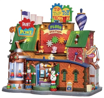 Tip Top Toy Factory