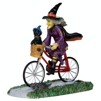 Be-Witching Bike Ride