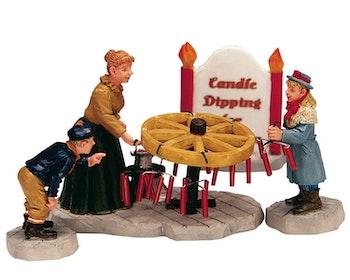Candle Dipping Fun