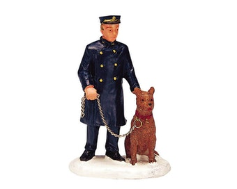 Officer And Friend