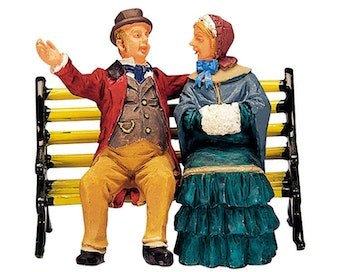 Park Bench Chat
