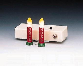 Yard Light-Candles