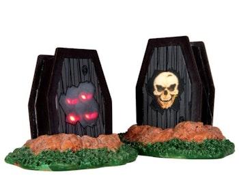 Light Up Coffins