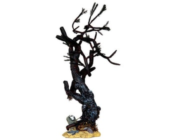Ghoulish Oak Tree