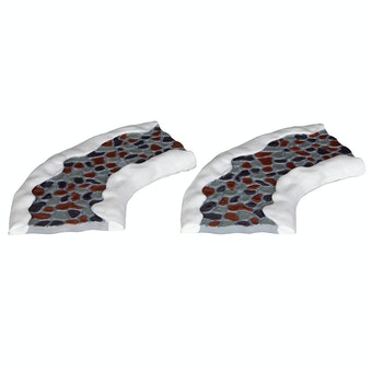 2-PC Stone Road - Curved