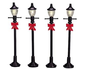 Gas Street Lamp