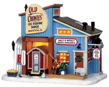 Old Cronies Ice Fishing