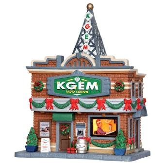 KGEM Radio Station