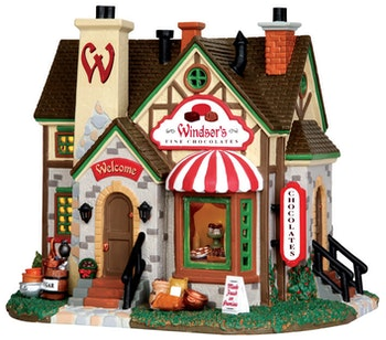 Fine Chocolate Shop