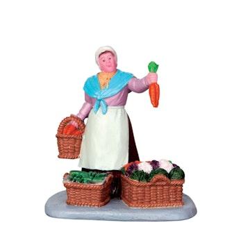 Vegetable Vendor