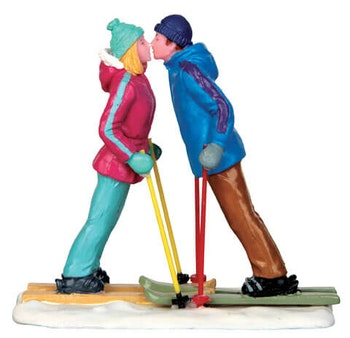 First Ski Date