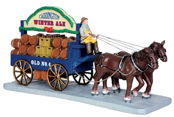 Winter Ale Wagon