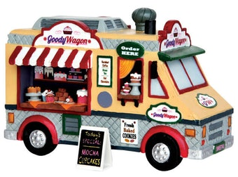 Goody Wagon  Set Of 2