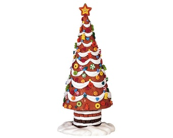 Sugar Cone Christmas Tree Large